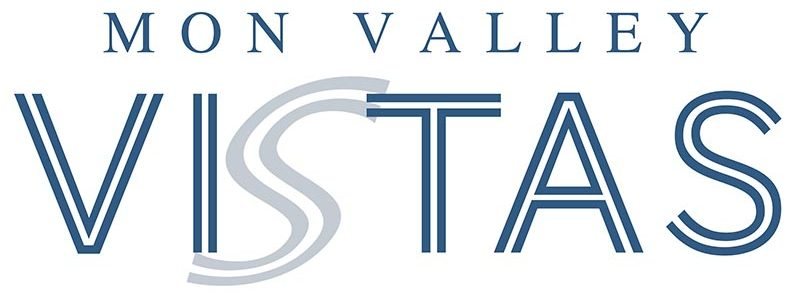Image is the logo for Mon Valley Vistas